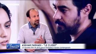 "Asghar FARHADI : ""Mon film est un choc pour l"