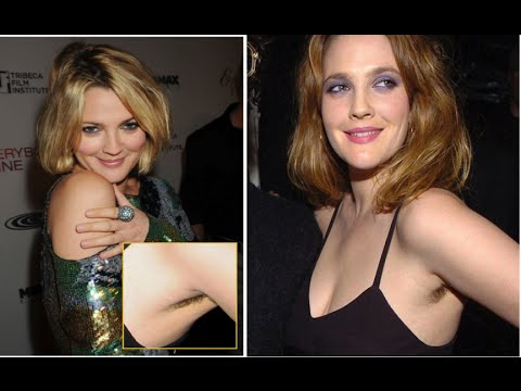 Female Hollywood Celebrities Spotted with Hairy Armpits