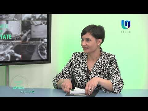 TeleU: Cristian Oancea la Drumul spre Sănătate
