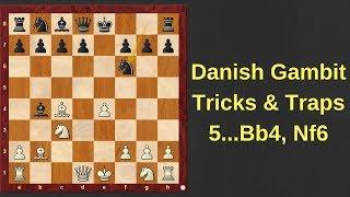 Chess Opening Tricks & Traps to win Fast : Danish Gambit # 3 - Capablanca vs Aalhuizen