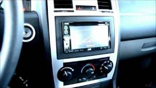 Radio removal and  2 din upgrade on an 05-08 Chrysler 300 base model