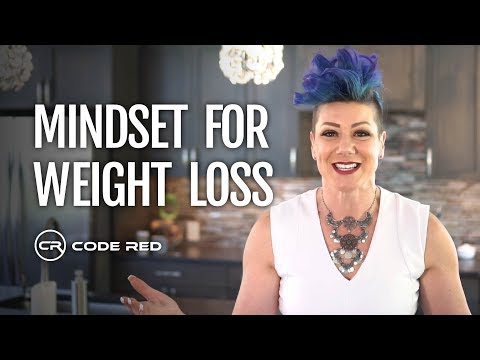 Mindset for Weight Loss (Stop Sabotaging Your Diet)