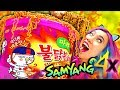 WOW! Giant Samyang Spicy Noodles! 4X HOTTER!!! SO FUNNY!!! CC Available