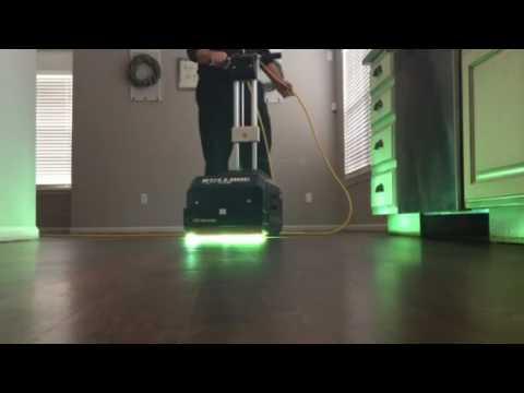 Uv Cure Hardwood Floor Finish Youtube