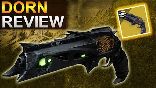 Destiny 2 Forsaken: Dorn Review (Deutsch/German)