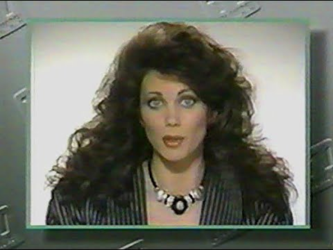 TV Guide Commercial Deborah Shelton, 1985