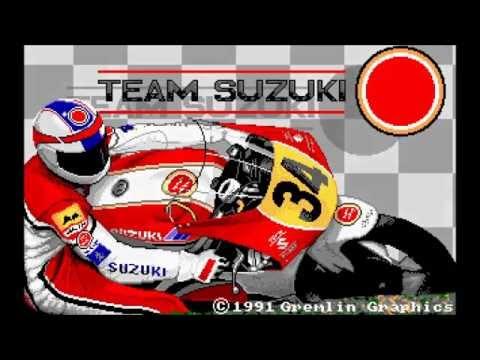 Team Suzuki - Title and ingame Music (Roland MT-32) MS-DOS Game. |