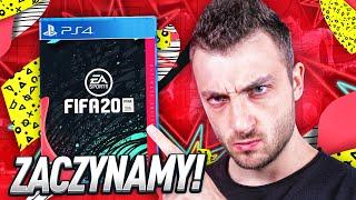 FIFA 20 ZACZYNAMY !