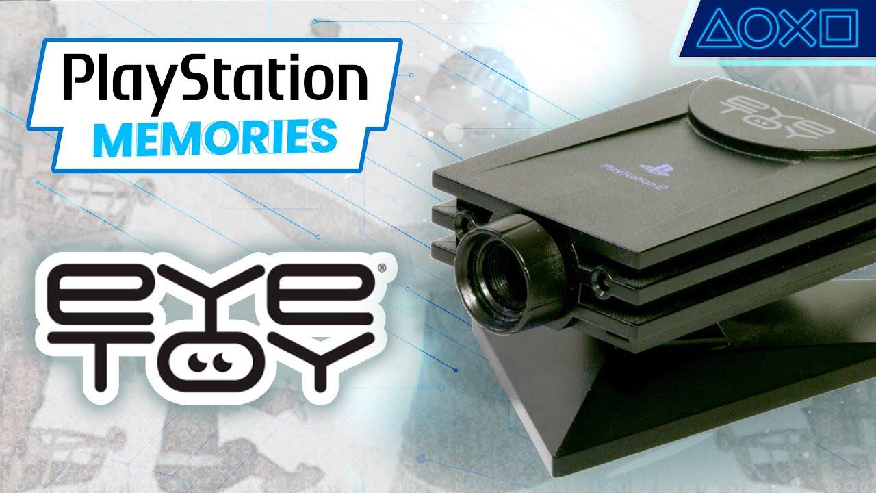 ¿Te acuerdas del EYETOY? La cámara de PS2 que revolucionó la forma de jugar   PlayStation España