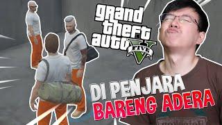 NGAKAK ONLINE LIAT KESIALAN ADERA - GTA 5 Indonesia