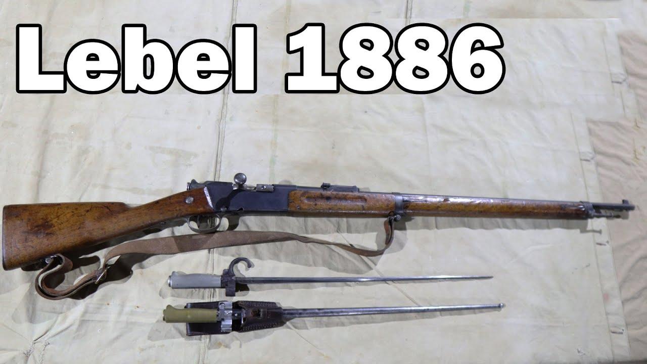 Download Lebel Modèle 1886  - Un Fusil à Répétition Moderne Devenu Obsolète