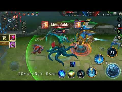 Aov Arena Of Valor Gameplay  Battle Android Game