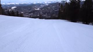 Peak 9 - Breckenridge Ski Resort Colorado 3/5/2016