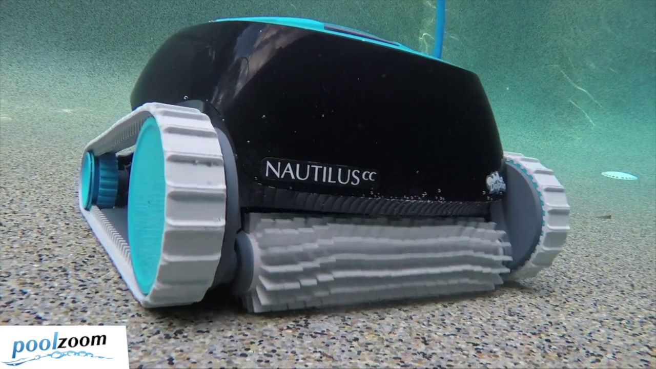 Dolphin Nautilus Cc Cleverclean Robotic Pool Cleaner