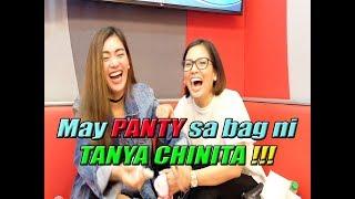 MAY PANTY SA BAG NI TANYA CHINITA! (Bag Raid #3)