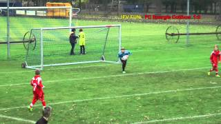 JFV FUN - FC Energie Cottbus 1:3 (D-Junioren-Punktspiel)