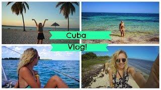 Cuba Vlog! Playa Santa Lucia, Camaguey! | EmTalks