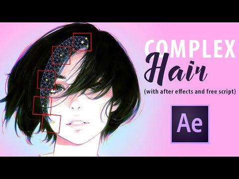 Complex Hair Movement