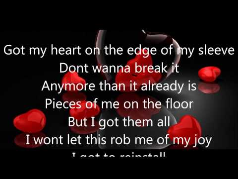 Elle Varner - Fuck it all (With lyrics on screen) New Music 2014