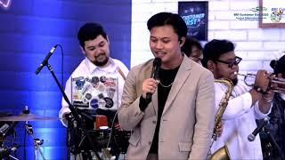 Rizky Febian - Makna Cinta (Live Performance at Bank BRI) 04/09/20