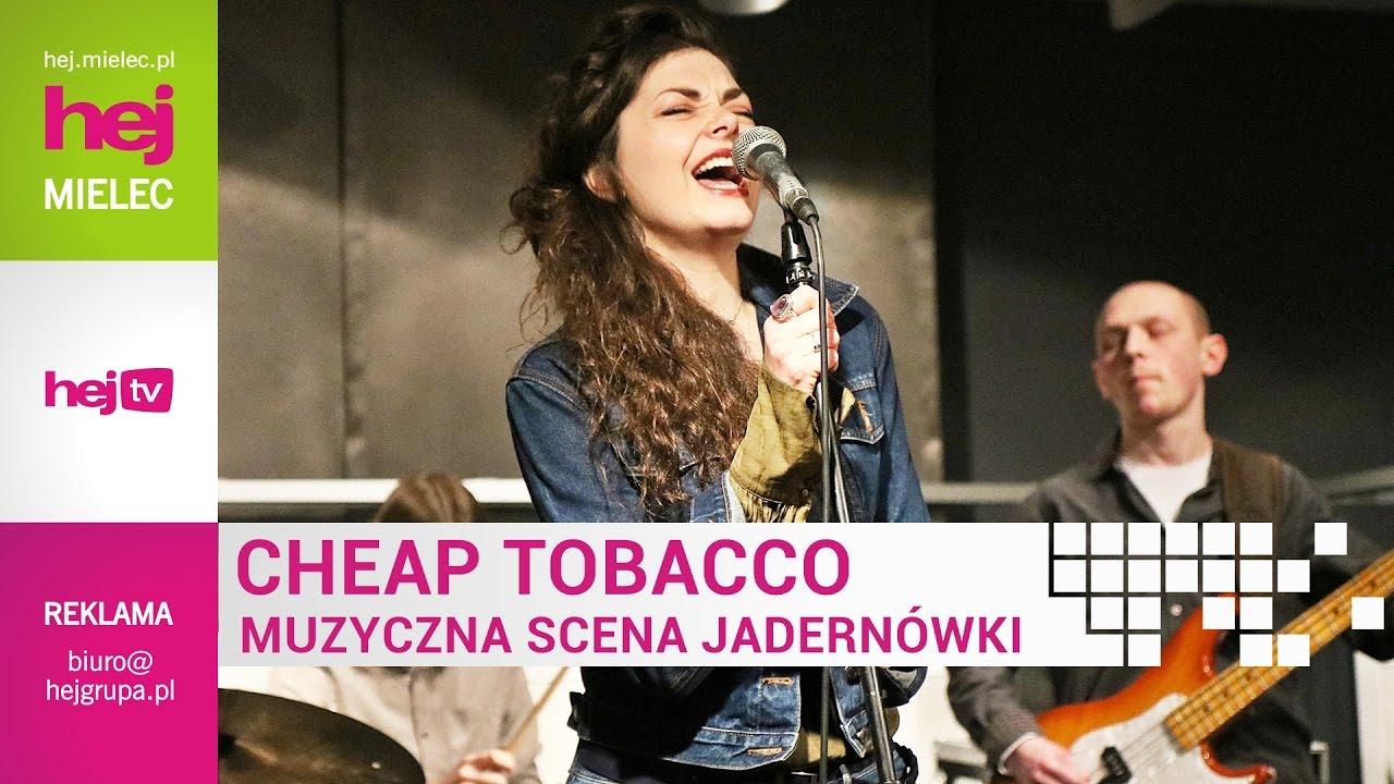 hej.mielec.pl TV: Cheap Tobacco na Muzycznej Scenie Jadernówki
