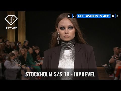 Stockholm Fashion Week S/S 19 - Ivyrevel | FashionTV | FTV