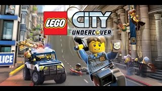 [Trailer] LEGO City Undercover on Nintendo Switch - Vehicles (2017)