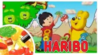 HARIBO Werbung: GOLDBÄREN & PICO-BALLA
