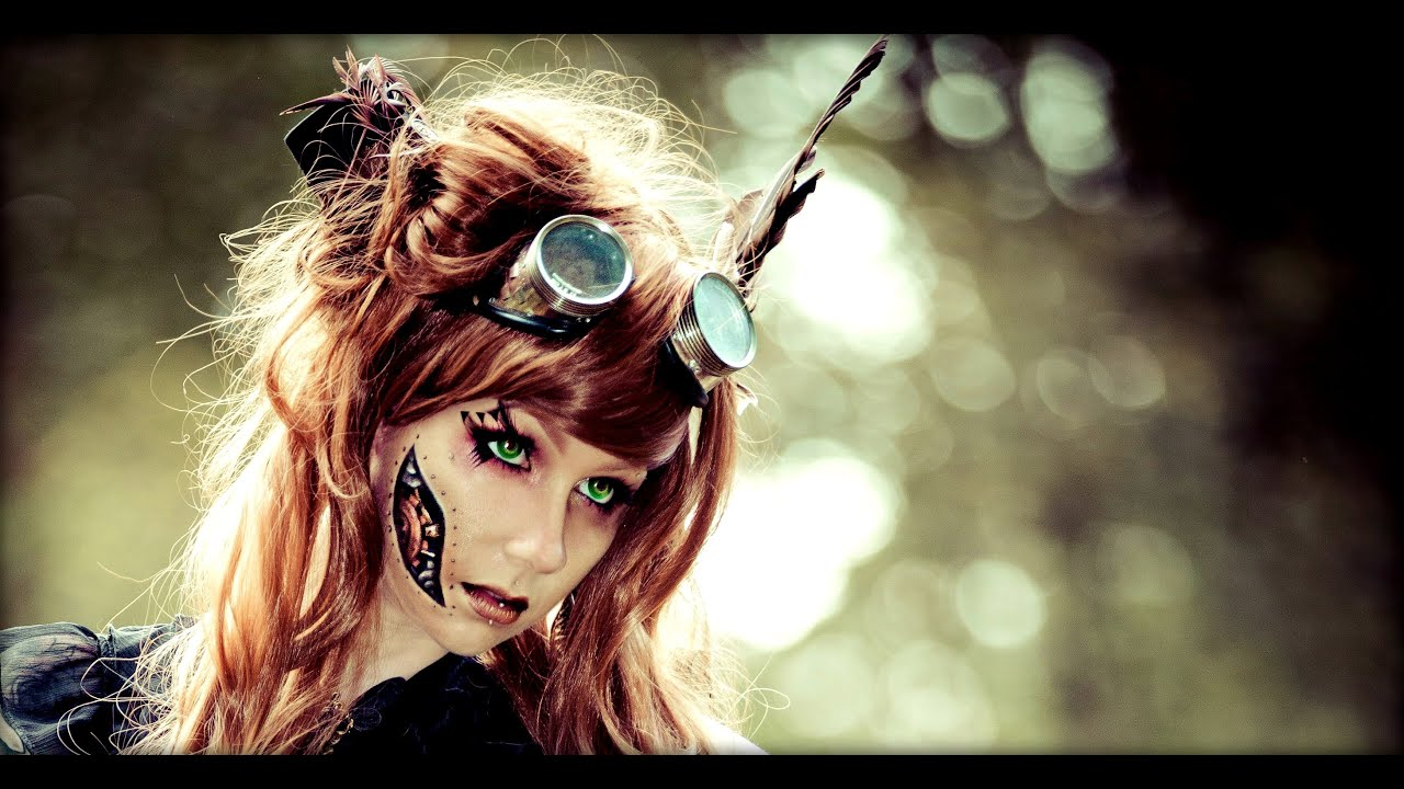 Get Ready With Me Steampunk YouTube