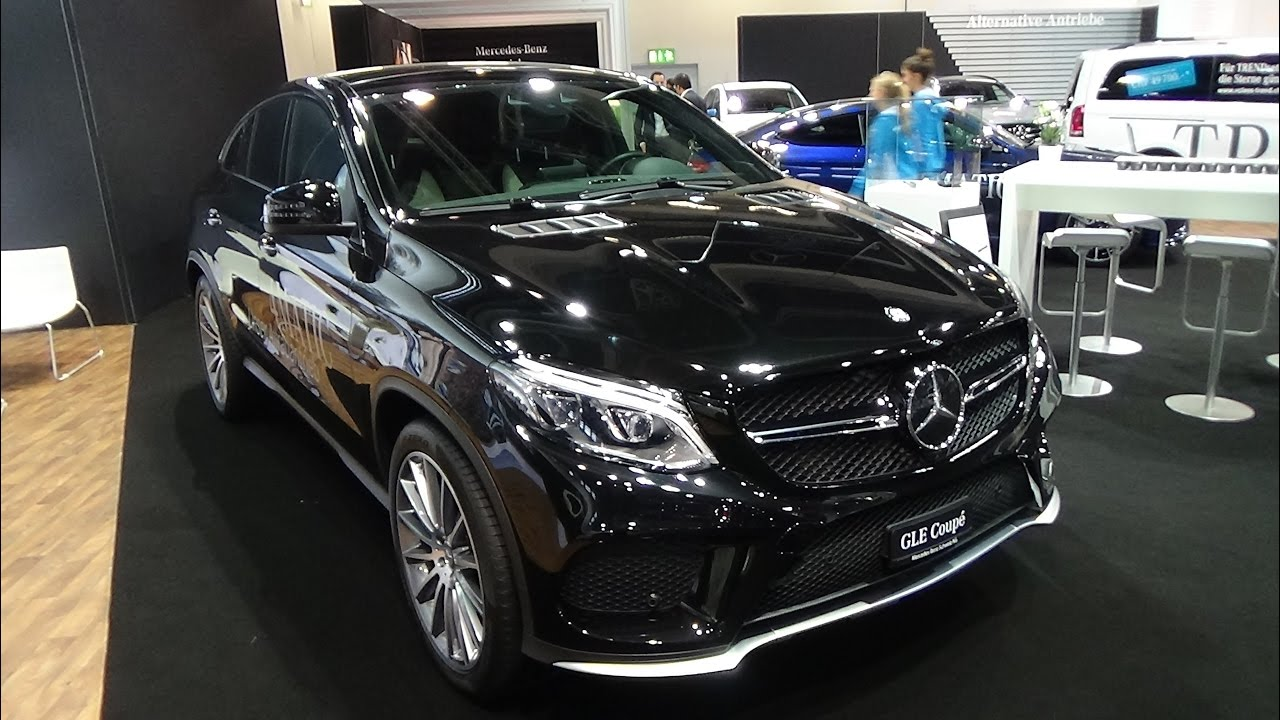 2017 Mercedes Amg Gle 43 4matic Coupé Exterior And Interior Zürich Car Show 2016 You