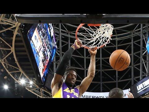 David Nwaba NBA Season Highlights with the Los Angeles Lakers
