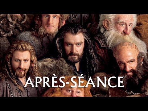 L'APRÈS-SÉANCE - Le Hobbit : un voyage inattendu poster