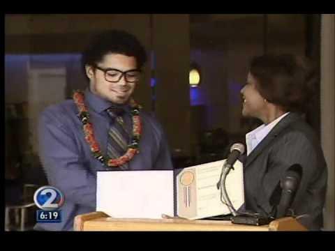 Honolulu FBI Honors NFL