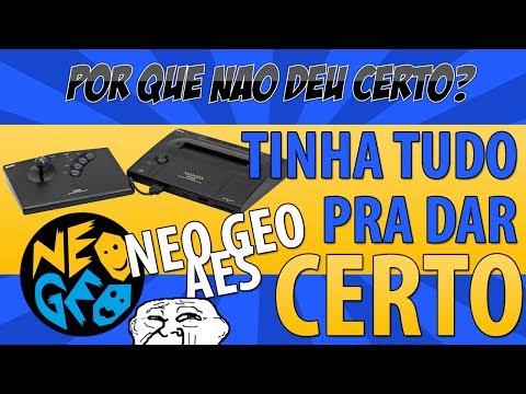 SERÁ QUE DEU CERTO? SNK Neo Geo