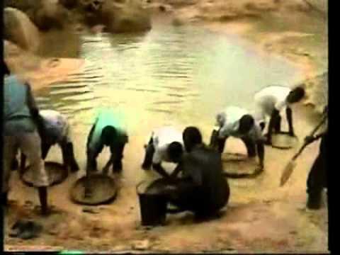 Culture with Joseph hill. War in Sierra Leone.