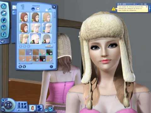 Sims 3 seasons cas youtube for Schaukelstuhl sims 3