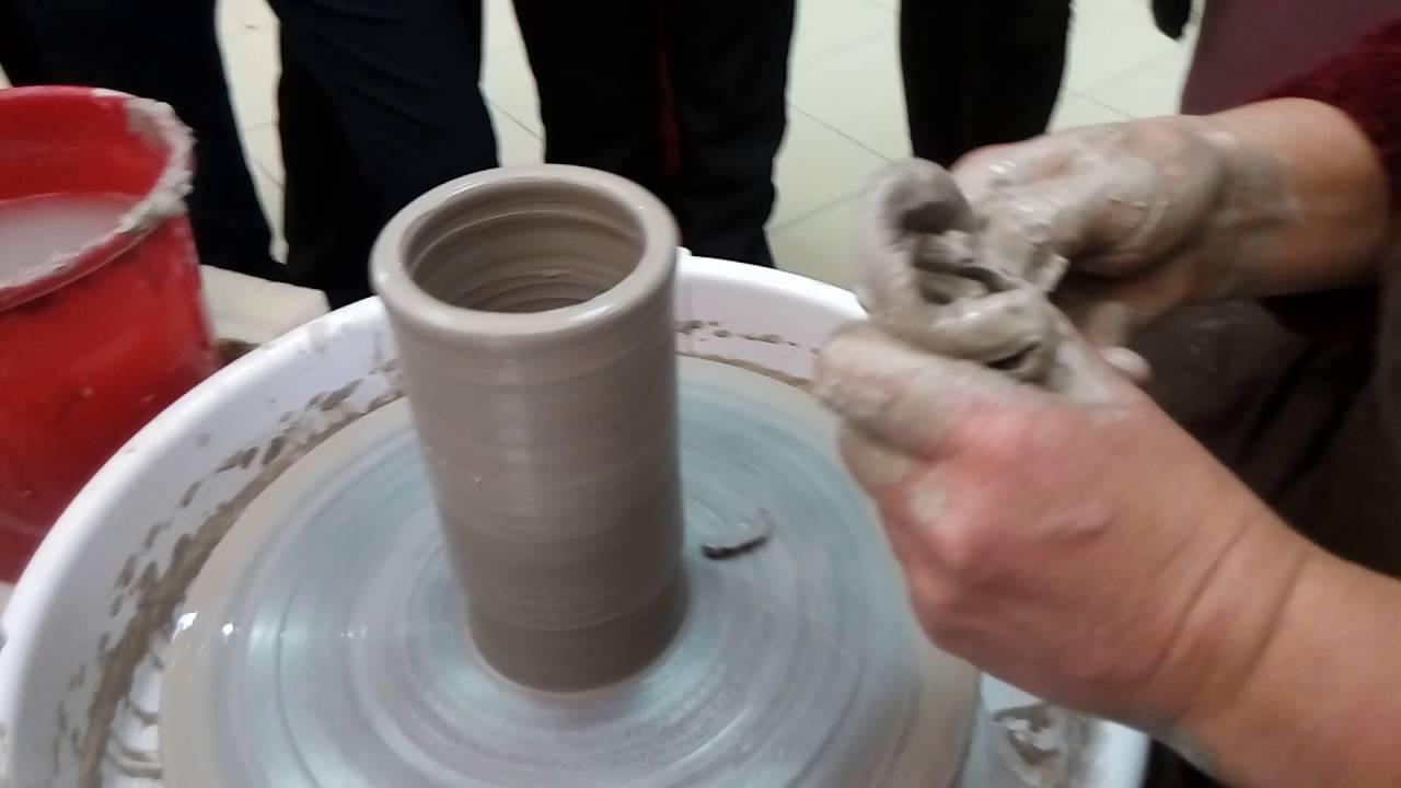 Глиняные кувшины своими руками 26