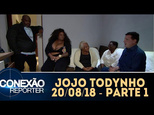 Jojo Todynho - Parte 1 | Conexão Repórter (20/08/18)
