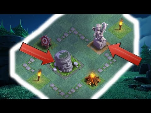 BUYING DECORATIONS IN THE BUILDER BASE! | Clash of Clans