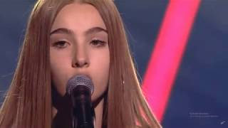 Jade - 'Homesick'   Blind Auditions   The Voice Kids   Lyrics