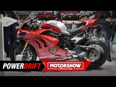 Ducati Panigale V R : More powerful than ever : EICMA  : PowerDrift