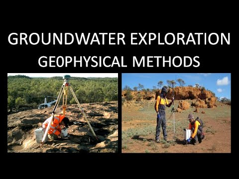 Geophysical Methods Of Groundwater Explorations/Lecture 34/ Engineering Geology