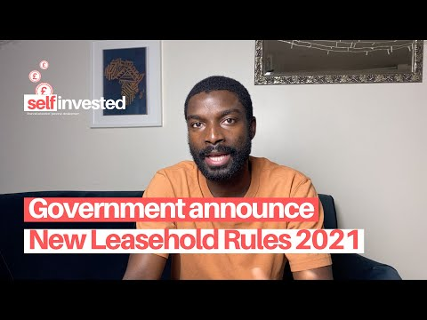 Leasehold reform | 990 year lease extension | Ground rent and marriage value abolished