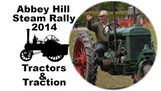 Abbey Hill Steam Rally May 2014 - A Dave Holden Video