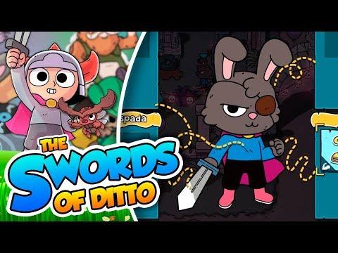 ¡El Equipo Furry! - #08 - The Swords of Ditto en Español (PC) Naishys y DSimphony