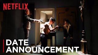 Suburra   Date Announcement   Netflix