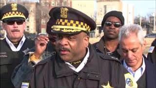 Chicago To Deploy 600 Additional Officers After Weekend Bloodshed