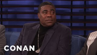 Tracy Morgan Wants To Play Louis Armstrong - CONAN on TBS