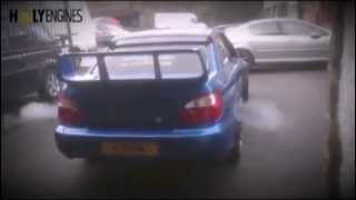 Выхлоп Subaru Impreza