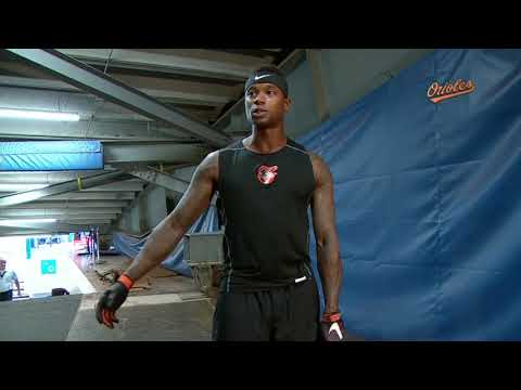 Breaking It Down with Bordick: Tim Beckham on his routine